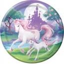 Unicorn Lunch Plates