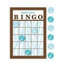 Wild Safari - Blue Bingo Game